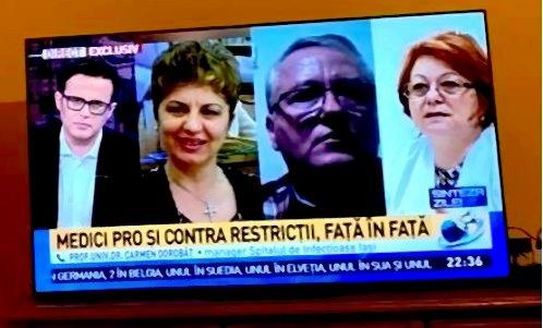 Antena3, miluiala milioanelor de euro de la guvern si placuta suedeza de COVID