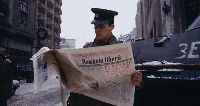 romania libera 1989